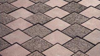 Виды тротуарной плитки – выбор наиболее подходящего варианта