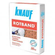 Новая цена на гипсовую штукатурку Кнауф Ротбанд