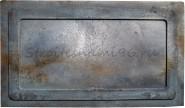 Плита чугуннная печная цельная (710х410мм)