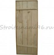 Дверь банная осиновая (1700*760*70мм) с коробкой