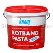 Кнауф Ротбанд Паста Профи - шпаклевка готовая финишная, 5кг.