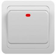 Клавишный выключатель с подсветкой Powerman Classic 1151401