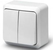 Клавишный выключатель Powerman Fazenda 1162246