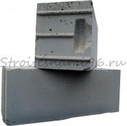 Твинблок ТБ-400 Марка 500 (625*400*250мм) 1 поддон - 2м.куб/32 штуки