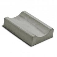 Водосток тротуарный (500*160*50мм), серый