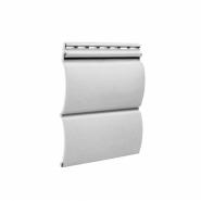 Сайдинг Дёке виниловый БлокХаус (0,240*3,66м), сливки