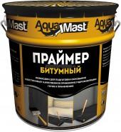 Праймер битумный AquaMast, 3 кг.