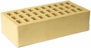 Кирпич керамический пустотелый одинарный лицевой М125/150 (250мм*120мм*65мм), (262 шт/под), цвет сахара г. Ревда