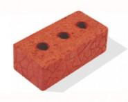 Кирпич керамический полнотелый утолщенный  рядовой М150/200, (250мм*120мм*88мм), (237/308шт./под),с технологическими пустотами