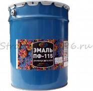 Эмаль ПФ-115(салатная), 20кг.