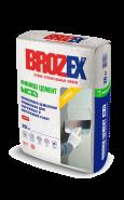 Брозекс WR 75 Финиш-цемент, шпаклёвка белая (для наружных и внутренних работ), 20 кг.