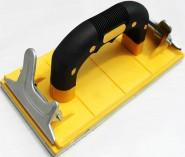 Терка для шлифовальной сетки с зажимами (185мм*90мм)