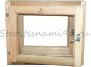 Окно банное (450мм*450мм*150мм), сосна
