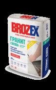 Брозекс КS-112 Гранит, клей для керамогранита и натурального камня (тёплый пол), 25кг