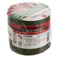Лента-герметик Nicoband Зелёный (100мм*3м), для водосточных систем