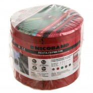Лента-герметик Nicoband Красный (100мм*3м), для водосточных систем