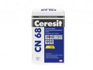 Церезит (Ceresit) СN-68 Тонкослойная самовыравнивающаяся смесь, 25кг.