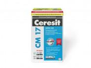Церезит (Ceresit) СМ-17 клей для любых видов плитки, 25кг.