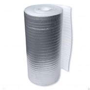 Изодом ECO ПЛ (8мм*1000мм*25м), металлизированный