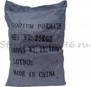 Формиат натрия (антиморозная добавка), 25кг.