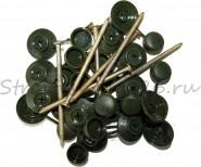 Гвоздь для ондулина (зеленый)