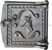 Дверца поддувальная (150х160мм)