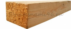 Брус обрезной 150мм*100мм*6000мм, естественной влажности (в 1м3=11шт.)