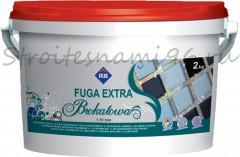 Затирка Atlas extra Brokatowa с эффектом блеска (шоколад), 2 кг. (224)