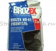 Брозекс НП-41 ровнитель для пола, 25кг.