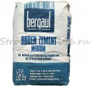 Бергауф Боден цемент медиум наливной пол