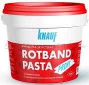 Кнауф Ротбанд Паста Профи - шпаклевка готовая финишная, 18кг.