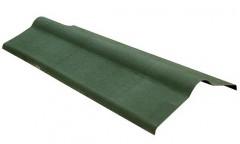 Коньковый элемент для Ондулина (1000мм*360мм), зеленый
