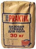 Бергауф Практик М-200 Базовая стяжка для пола, 30кг.