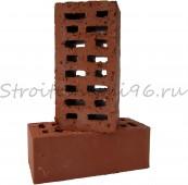 Кирпич керамический пустотелый утолщенный (250мм*120мм*88мм), (440 шт/под), г. Ревда