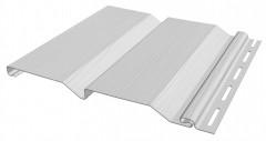 Сайдинг Дёке D4,5Dutchlap виниловый Корабельная доска (0,232х3,66), сливки