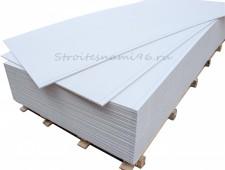 Гипсоволокнистый лист (ГВЛВ) Кнауф (12мм*1200мм*2500мм), влагостойкий