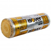 Изовер Сауна-50 (12500*1200*50мм),15м2 , 0,75м3