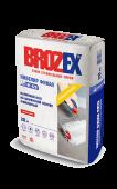 Брозекс NF-420 Нивелир Финал, наливной пол, 20кг (от 3-20 мм) для тёплого пола