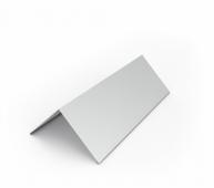 Конёк плоский(150*150*2000мм), цинк