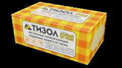 Тизол Евро-Фасад Оптима П-120 (1000*600*100мм/3 плиты),1,8 м.кв - 0,18 м.куб теплоизоляция