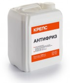 Противоморозная добавка Крепс Антифриз строительный - 10С, 10л.