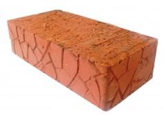 Кирпич РКЗ одинарный керамический полнотелый (печной) М-200, (250мм*120мм*65мм)