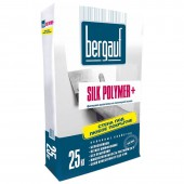 Bergauf Silk Polymer шпаклевка финишная полимерная, 25кг.