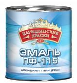 Эмаль ПФ-115(салатовая), 1,9кг.