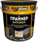 Праймер битумный AquaMast, 18 кг.
