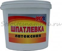 Брозекс шпатлевка латексная, 5кг.