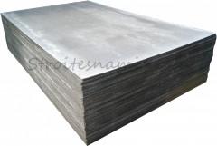 Шифер плоский(6мм*1,12м*1,75м)