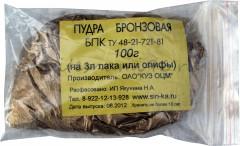 Пудра бронзовая (БПК), 100г.