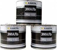 Эмаль НЦ-132 (черная), 1,7кг.